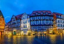 Hildesheimer Marktplatz 2020